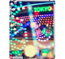 Love Tokyo Dome Colorful Psychedelic Heart Bokeh Lights  iPad Case/Skin