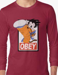 Kid Goku Long Sleeve T-Shirt