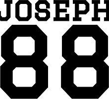 Tyler Joseph Jersey Style by Caspresso