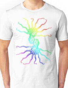 Rainbow Octopus Unisex T-Shirt