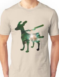 Zygarde used land's wrath Unisex T-Shirt