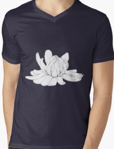 Giant water lily Mens V-Neck T-Shirt