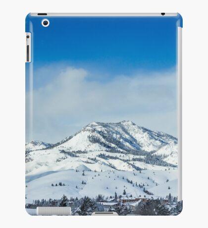 Sun Valley, Idaho iPad Case/Skin