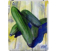 As cool as a cucumber iPad Case/Skin