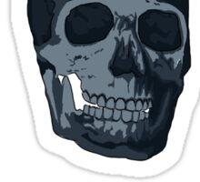 Emperors New Clothes Skulls Sticker