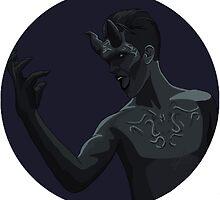 Demon Brendon by Caspresso