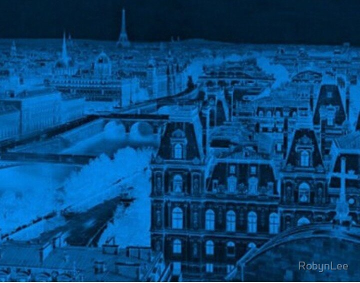 Paris Blues by RobynLee