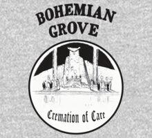 Bohemian Grove Cremation of Care by thedrumstick