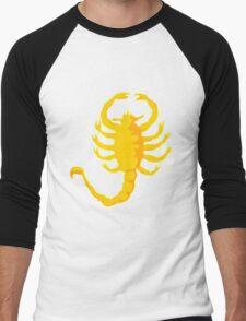 Drive-Scorpion Men's Baseball ¾ T-Shirt