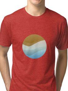 Tidal Leadership Logo (.PNG) Tri-blend T-Shirt