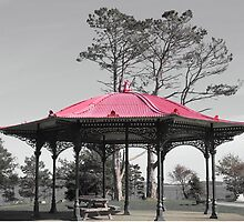 The Bandstand  by Ethna Gillespie