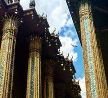 Temple of the Emerald Buddha Sticker