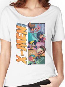 X-Men: Blue Team Women's Relaxed Fit T-Shirt