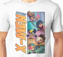 X-Men: Blue Team Unisex T-Shirt