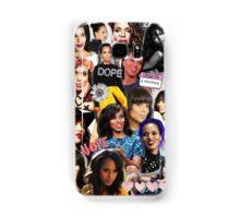 Kerry Washington - Collage  Samsung Galaxy Case/Skin