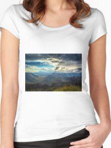 Illumination Women's Fitted Scoop T-Shirt