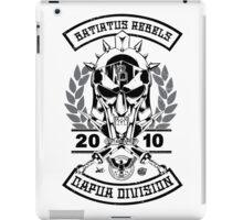 Batiatus Rebels iPad Case/Skin