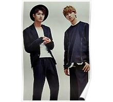 Seventeen's China Line Poster