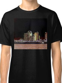 Surfers Paradise Night Classic T-Shirt