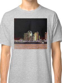 Surfers Paradise Night Classic T-Shirt
