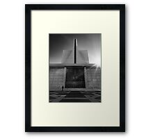Touched by the Sun Framed Print