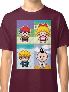 Chosen Four Square - Earthbound Pixel Art Classic T-Shirt
