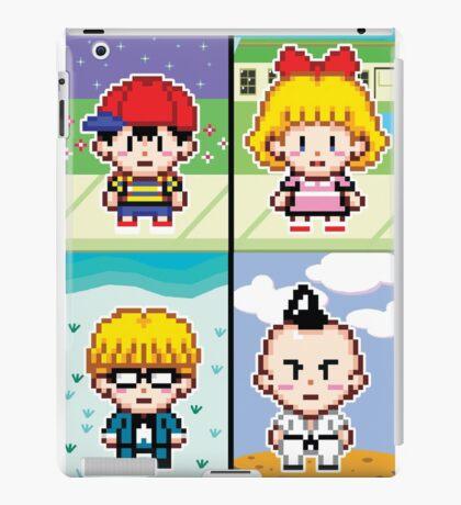 Chosen Four Square - Earthbound Pixel Art iPad Case/Skin