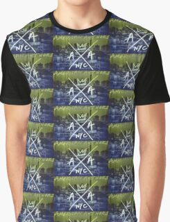 American Authors  Graphic T-Shirt