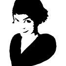 Amélie (black) by Dylan DeLosAngeles