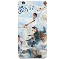 You're Beautiful Korean Drama iPhone Case/Skin