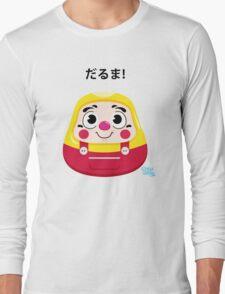 Daruma Kid Long Sleeve T-Shirt