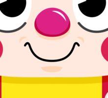 Daruma Kid Sticker