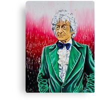 The Dandy Canvas Print