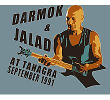 Darmok & Jalad at Tanagra (Light / Color version) Photographic Print