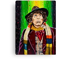 The Icon Canvas Print