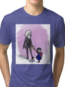 simon and marcy Tri-blend T-Shirt