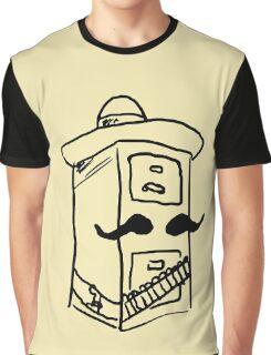 Cabinet Sanchez (Black) Graphic T-Shirt