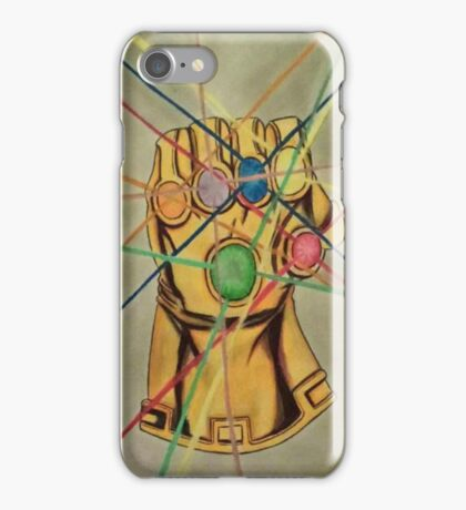 Thanos iPhone Case/Skin