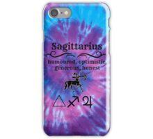 Sagittarius Star Sign Design iPhone Case/Skin