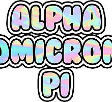 Alpha Omicron Pi by sophhsophh