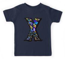 Letter X Kids Tee