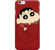 Pocket Shin Chan iPhone Case/Skin