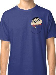 Pocket Shin Chan Classic T-Shirt