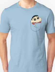 Pocket Shin Chan T-Shirt