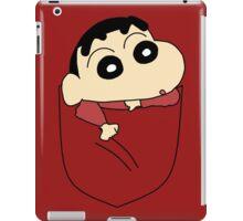 Pocket Shin Chan iPad Case/Skin