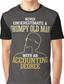 Accountant degree Graphic T-Shirt