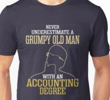 Accountant degree Unisex T-Shirt