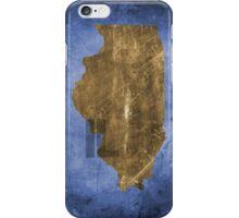 Illinois Texture iPhone Case/Skin