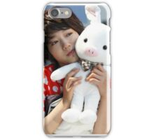 Go Mi Nam and the Pig-Rabbit - You're Beautiful iPhone Case/Skin