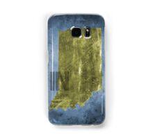 Indiana Texture Samsung Galaxy Case/Skin